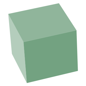 Support Cube Icon